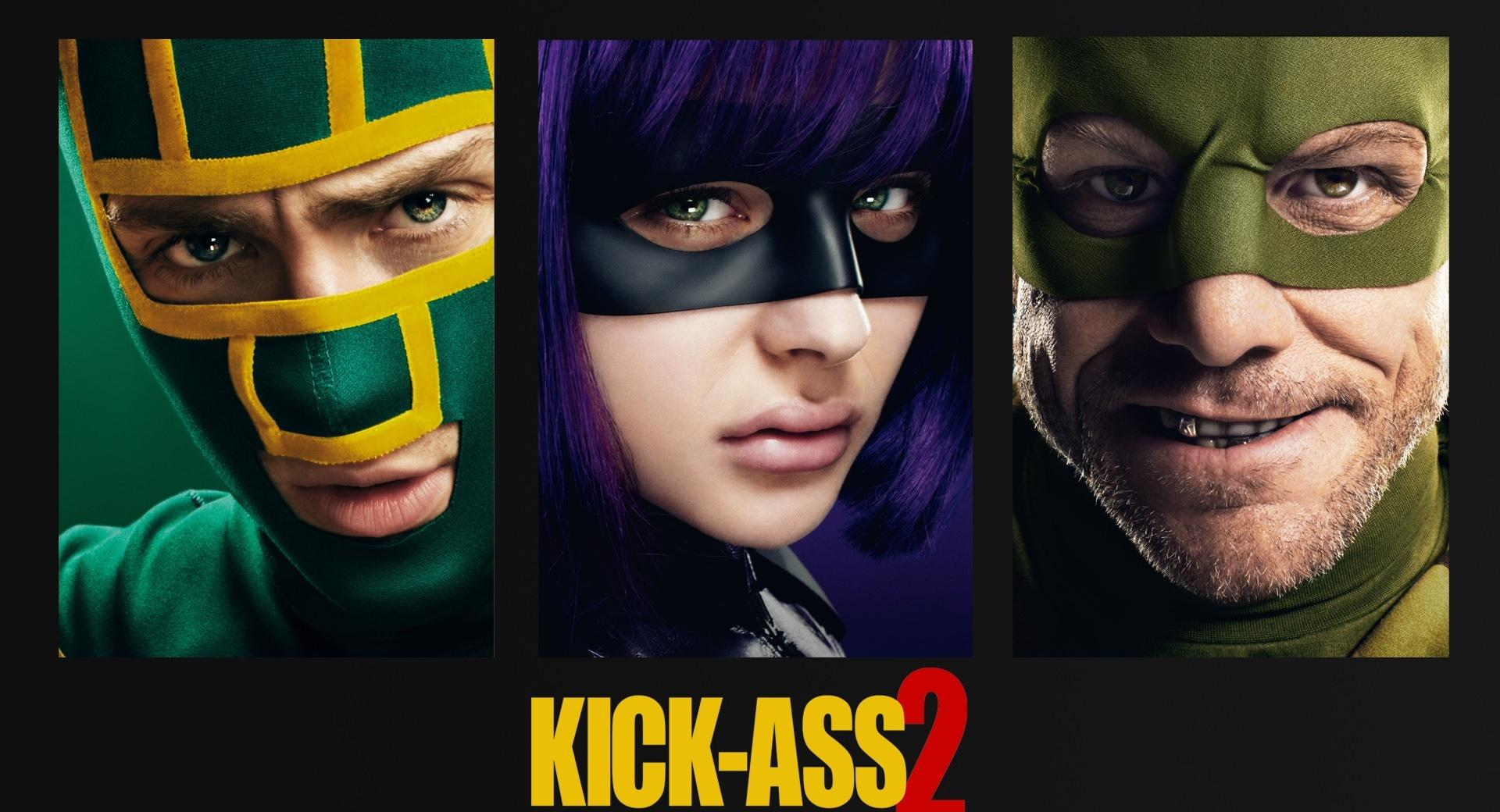 Kick-Ass 2 2013 Movie wallpapers HD quality