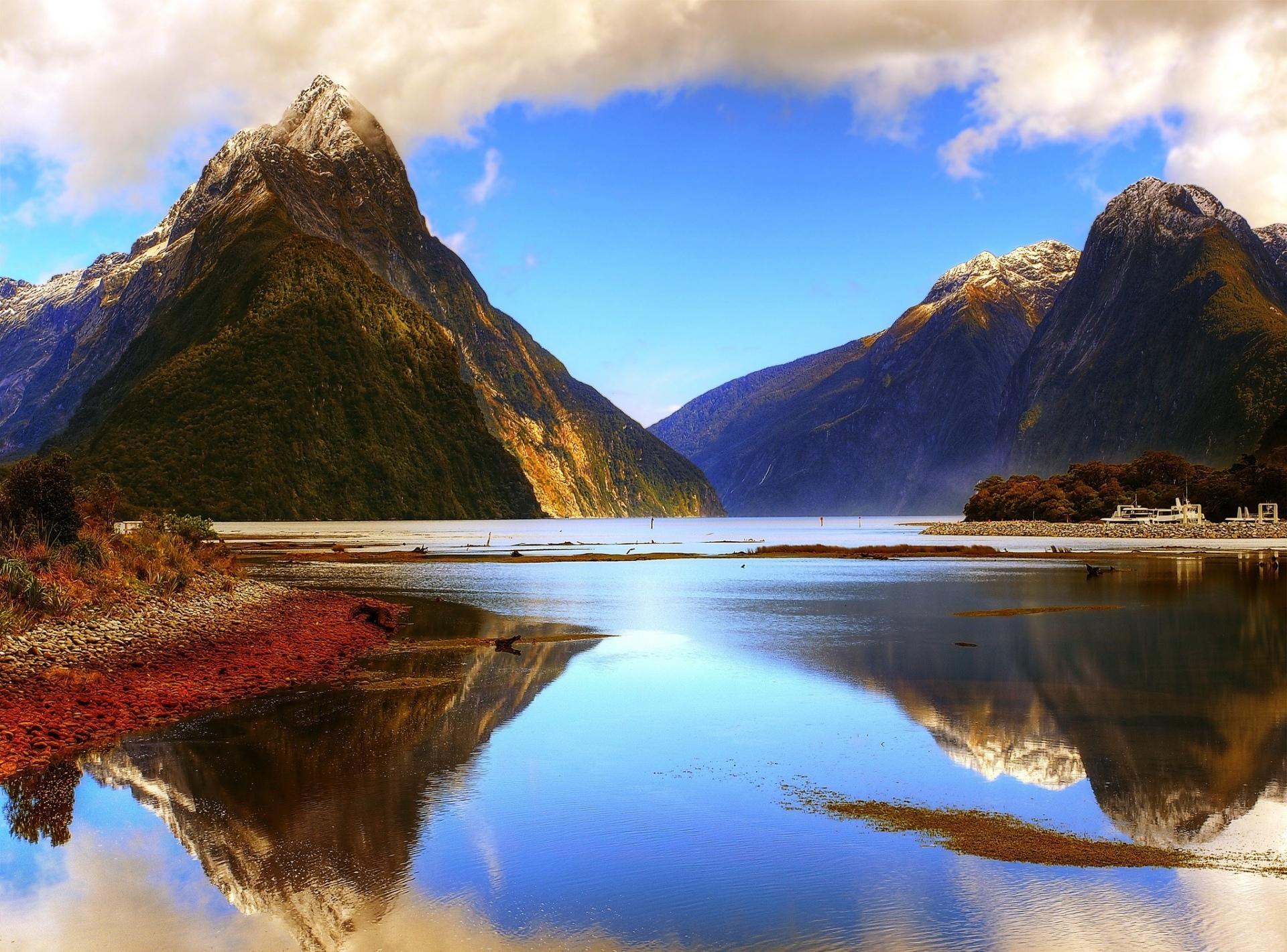 Milford Sound wallpapers HD quality