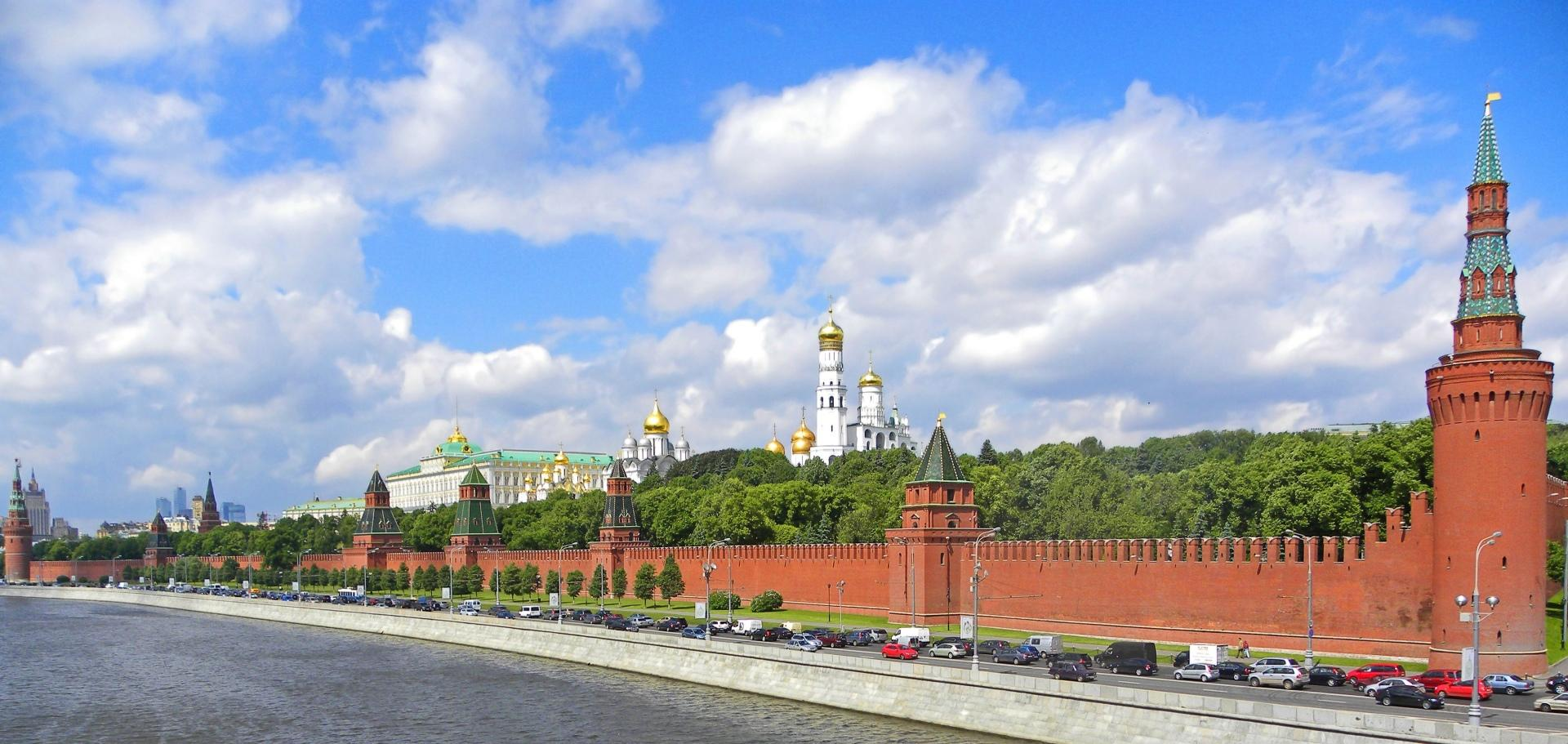Moscow Kremlin wallpapers HD quality