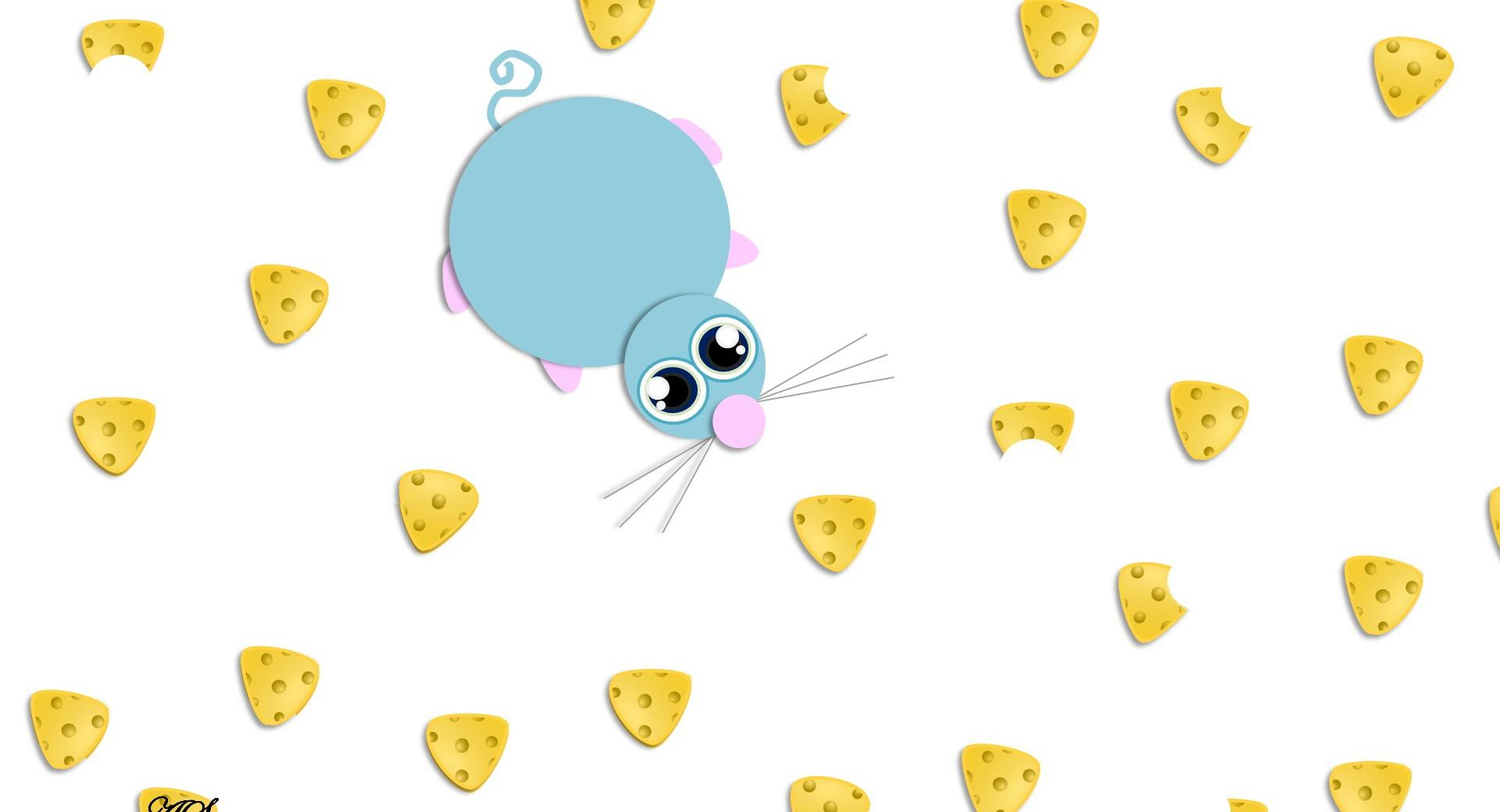 Mouse and Cheese wallpapers HD quality