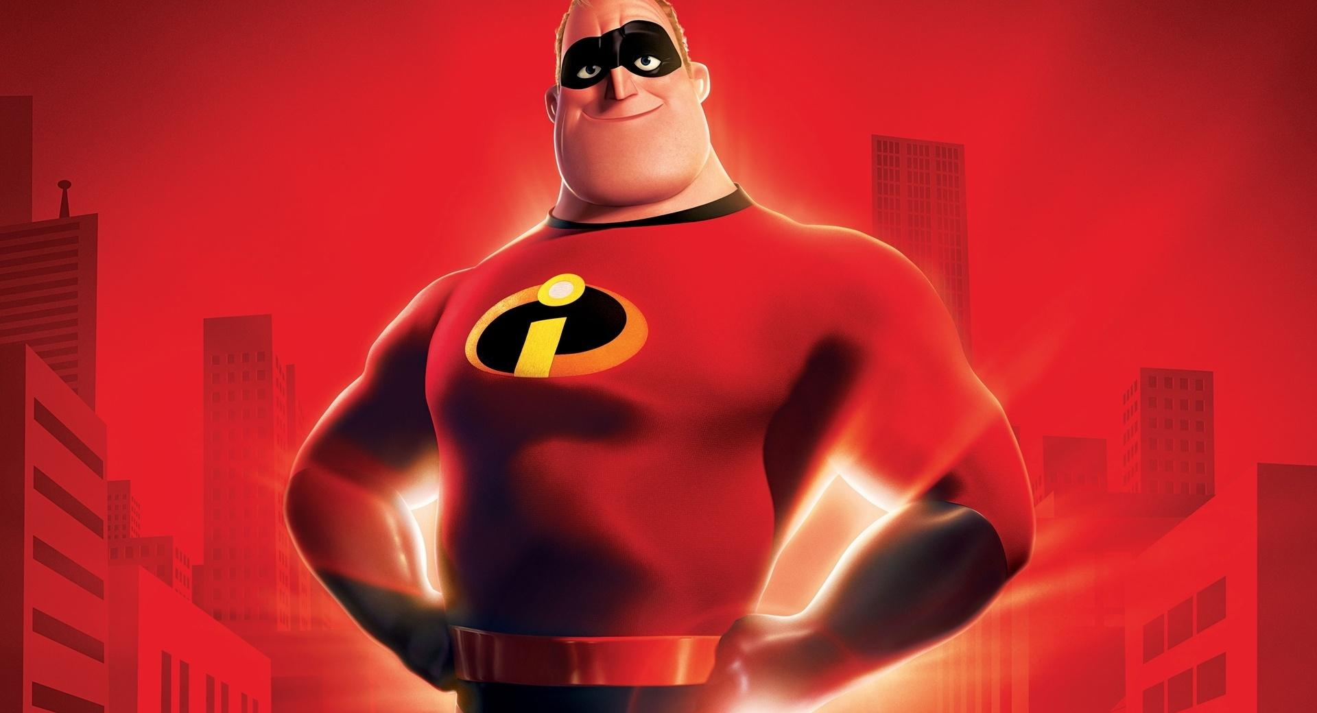 Mr Incredible Incredibles at 750 x 1334 iPhone 6 size wallpapers HD quality