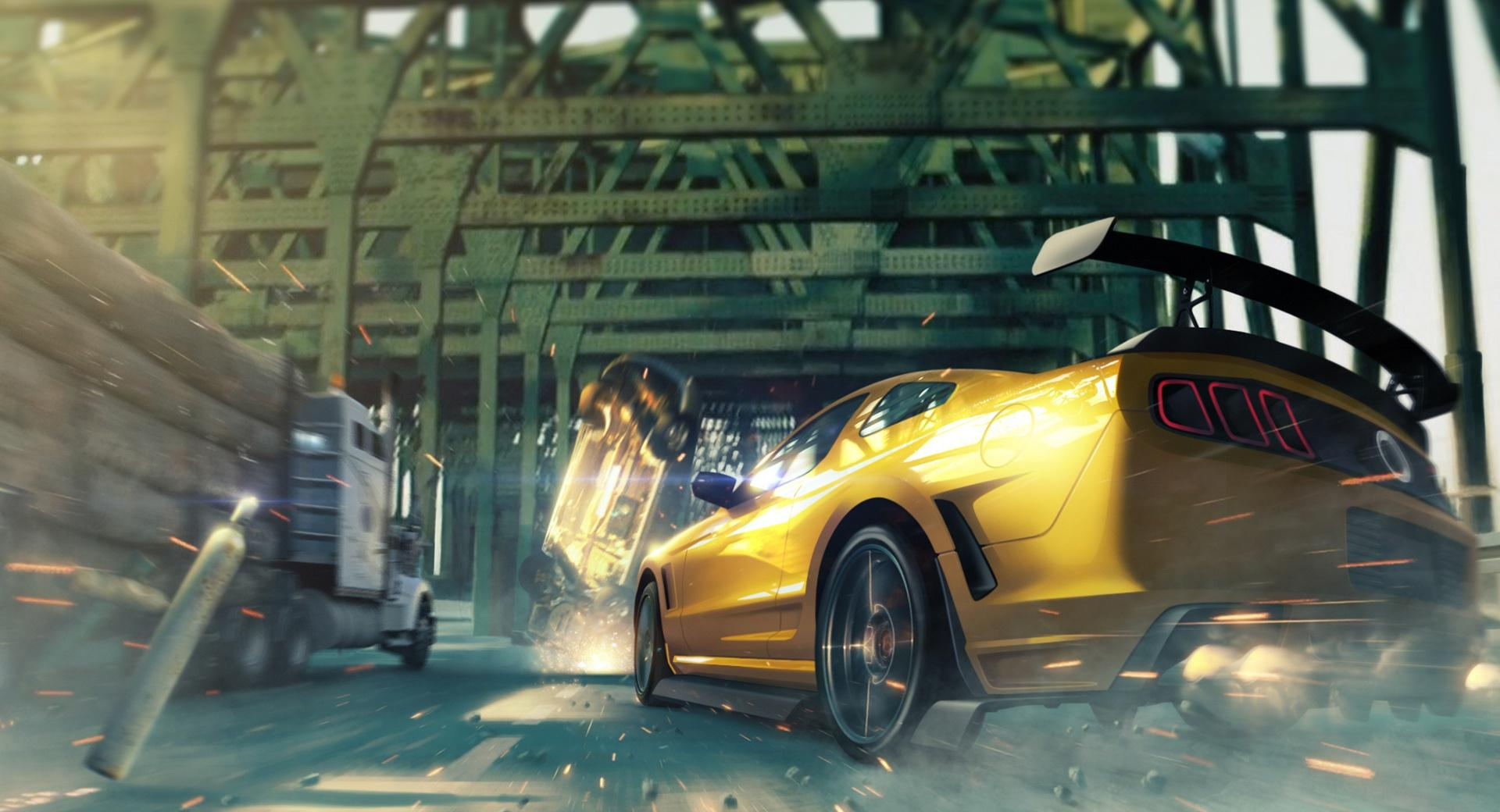 Need for Speed Most Wanted 2012 wallpapers HD quality