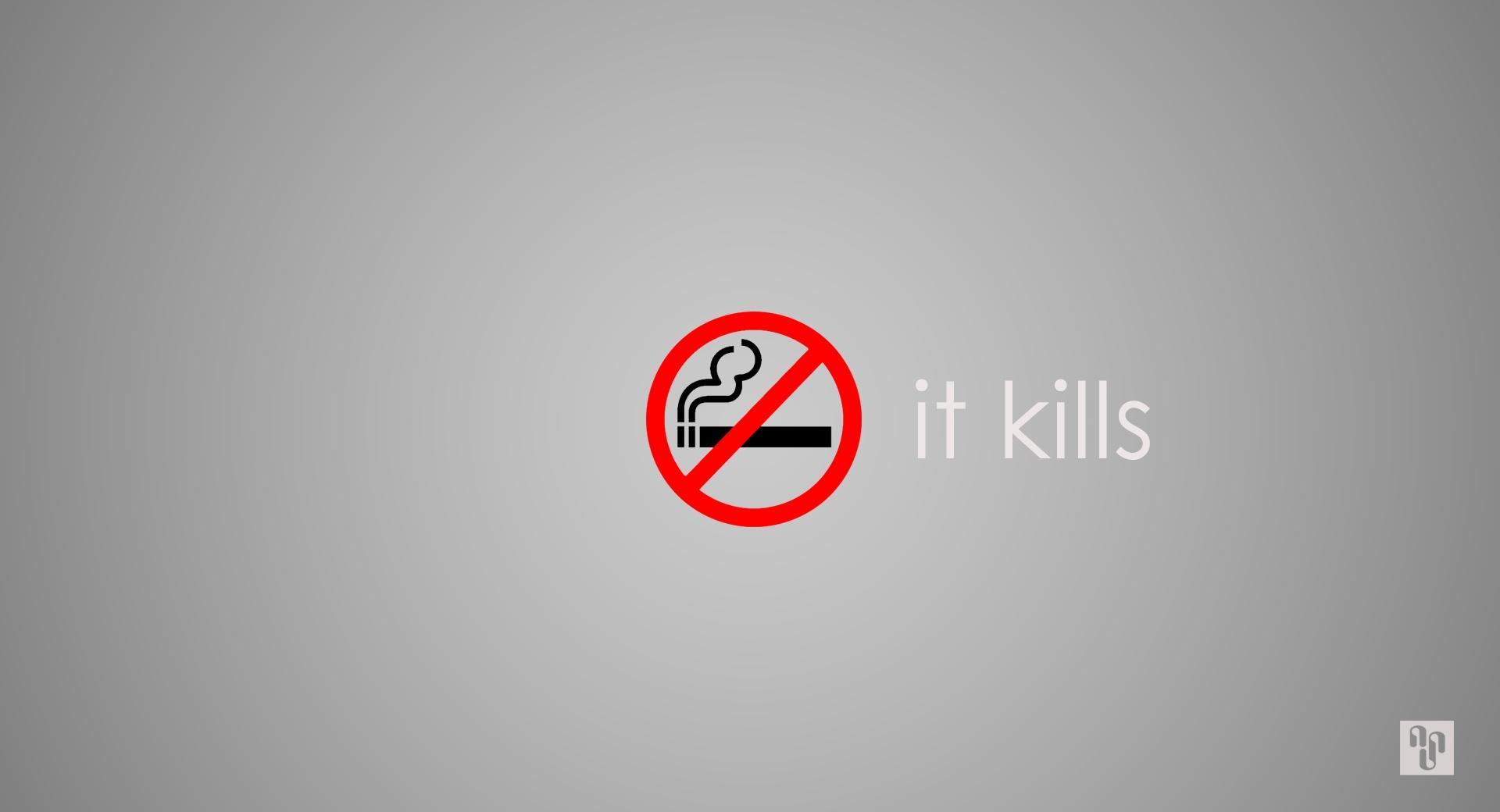No Smoking, It Kills wallpapers HD quality
