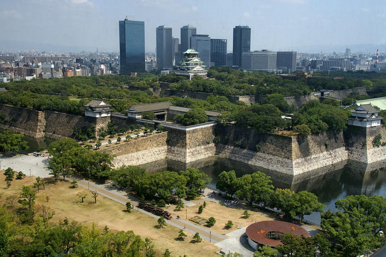 Osaka Castle wallpapers HD quality