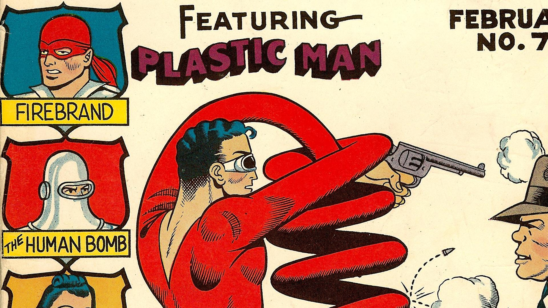 Plastic Man wallpapers HD quality