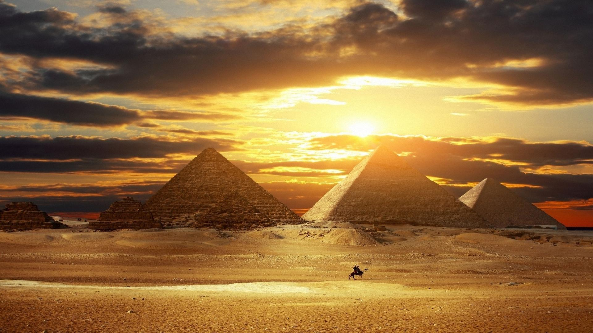 Pyramid wallpapers HD quality