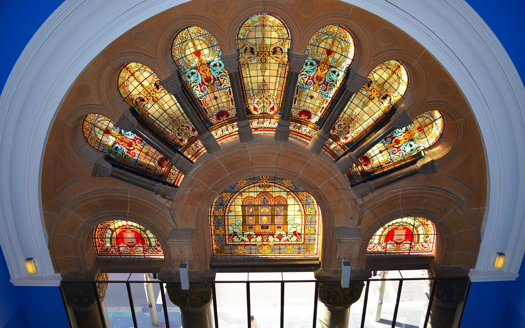 Queen Victoria Building wallpapers HD quality