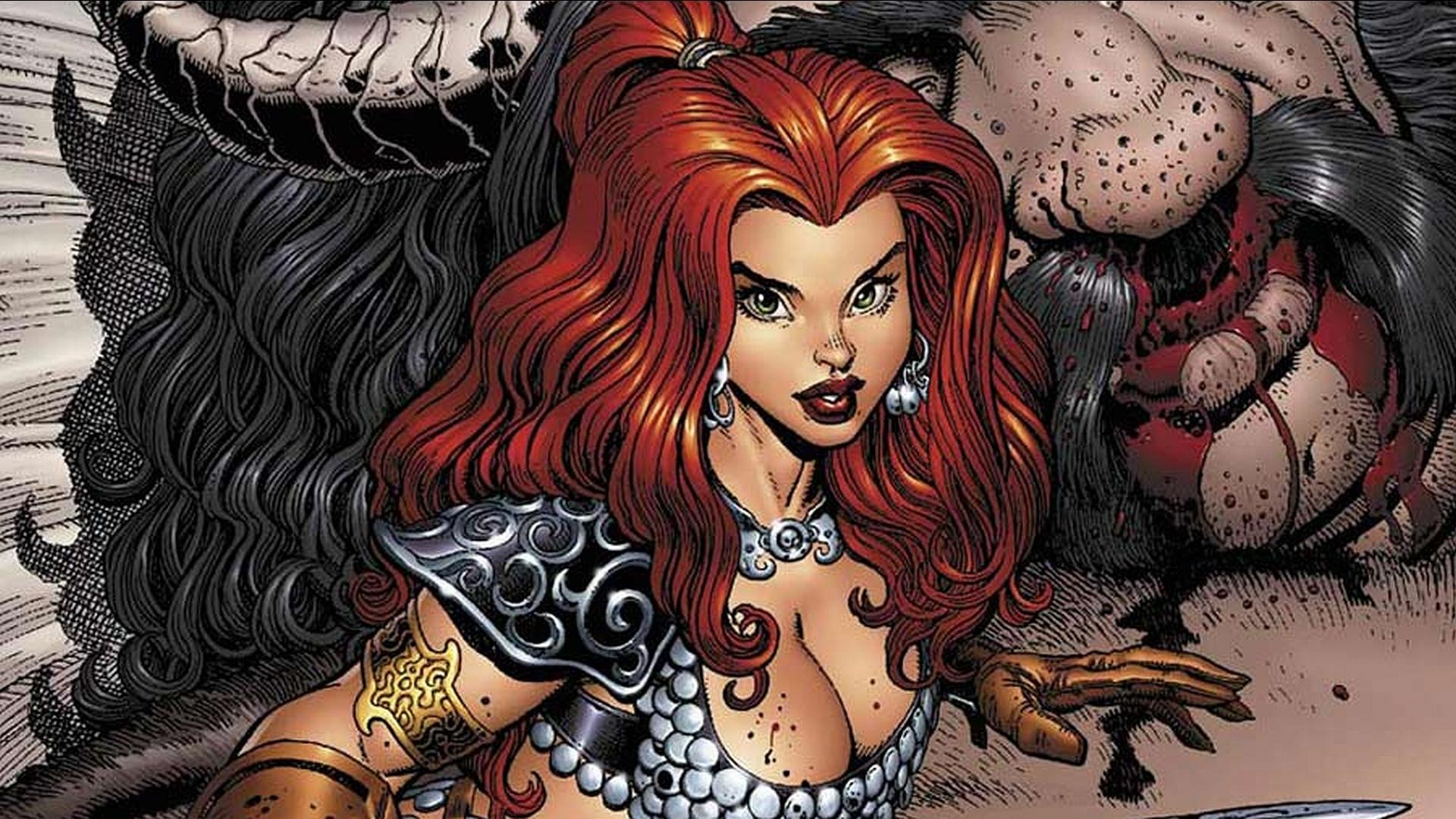 Red Sonja wallpapers HD quality