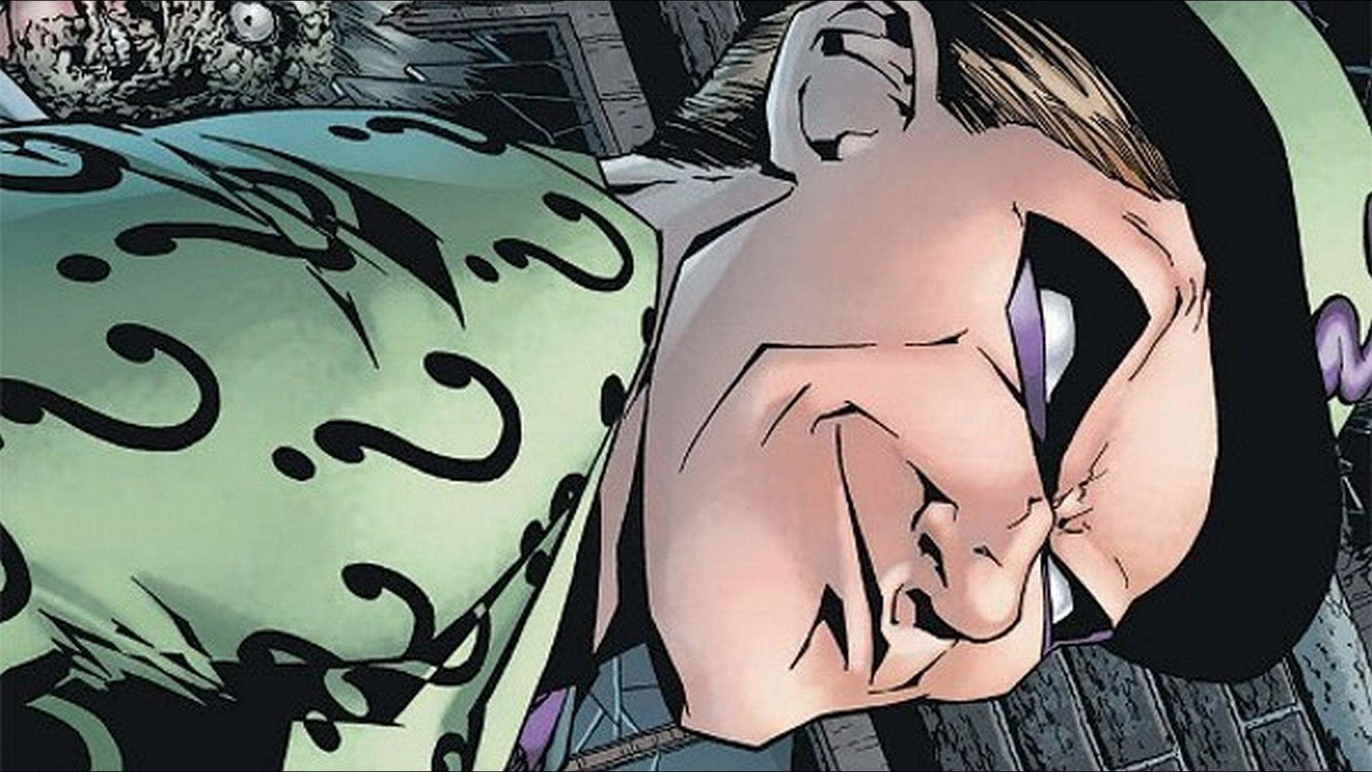 Riddler Comics wallpapers HD quality