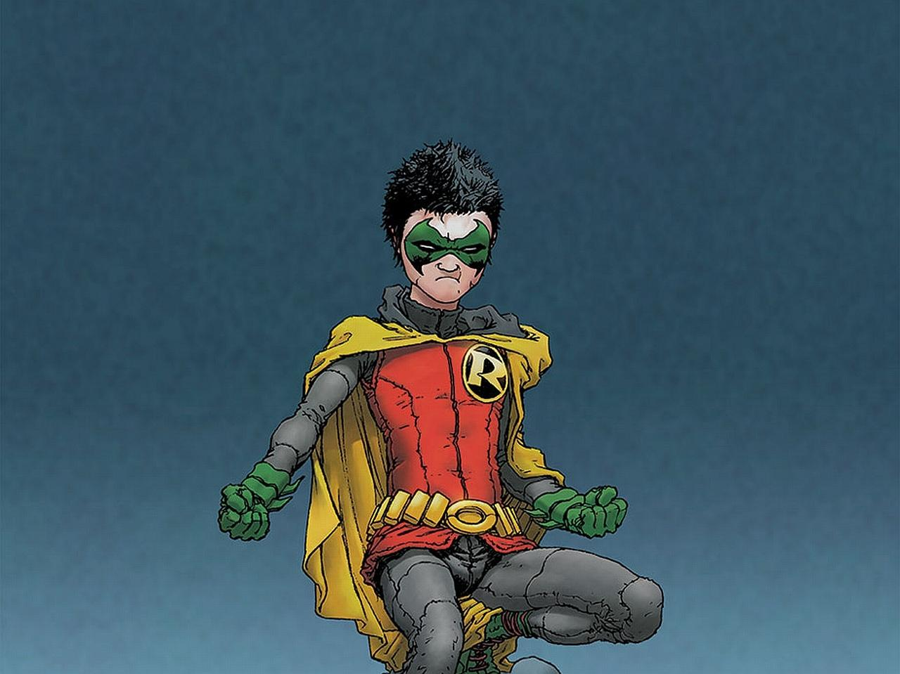 Robin Comics wallpapers HD quality