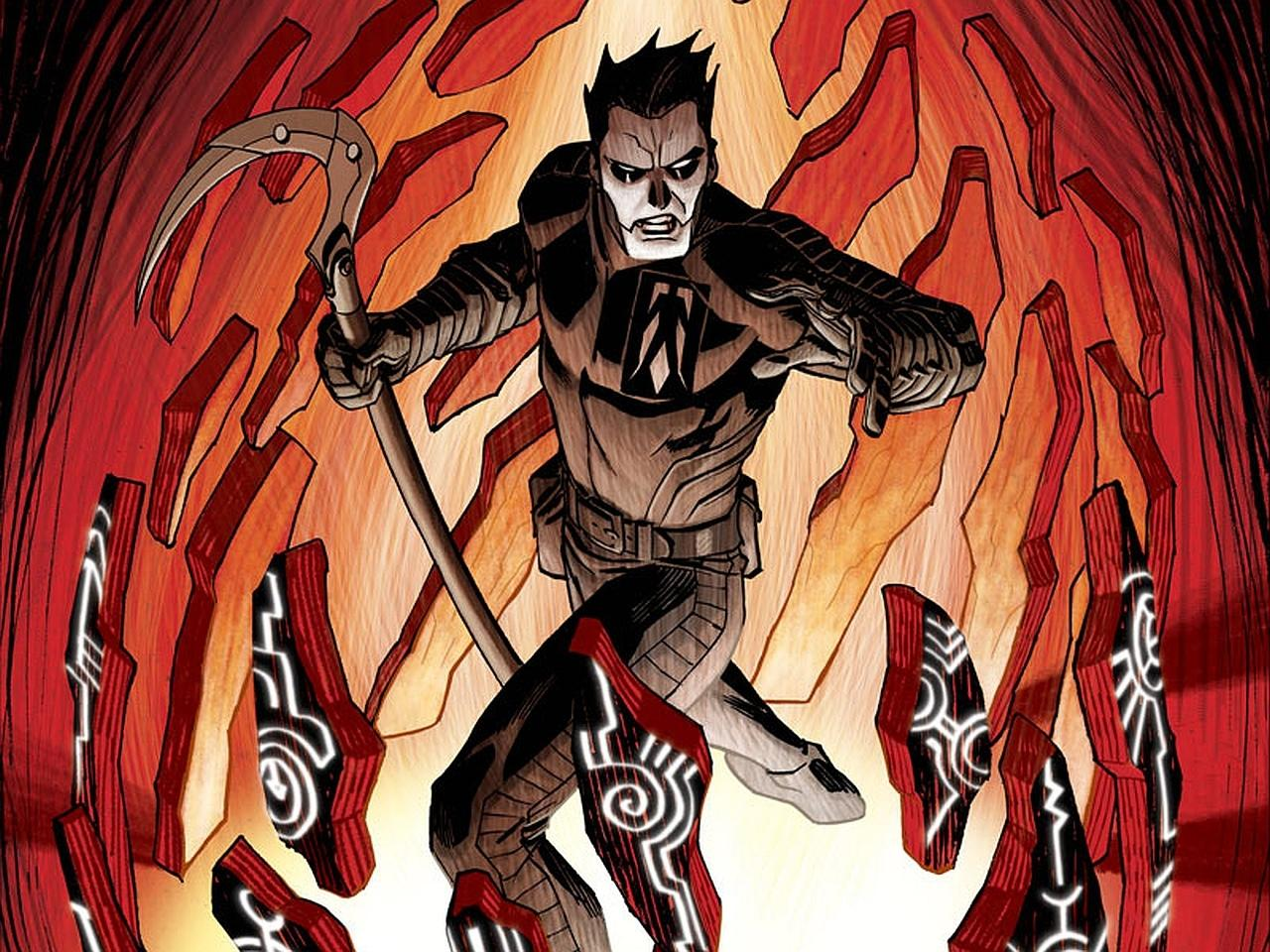 Shadowman Comics wallpapers HD quality
