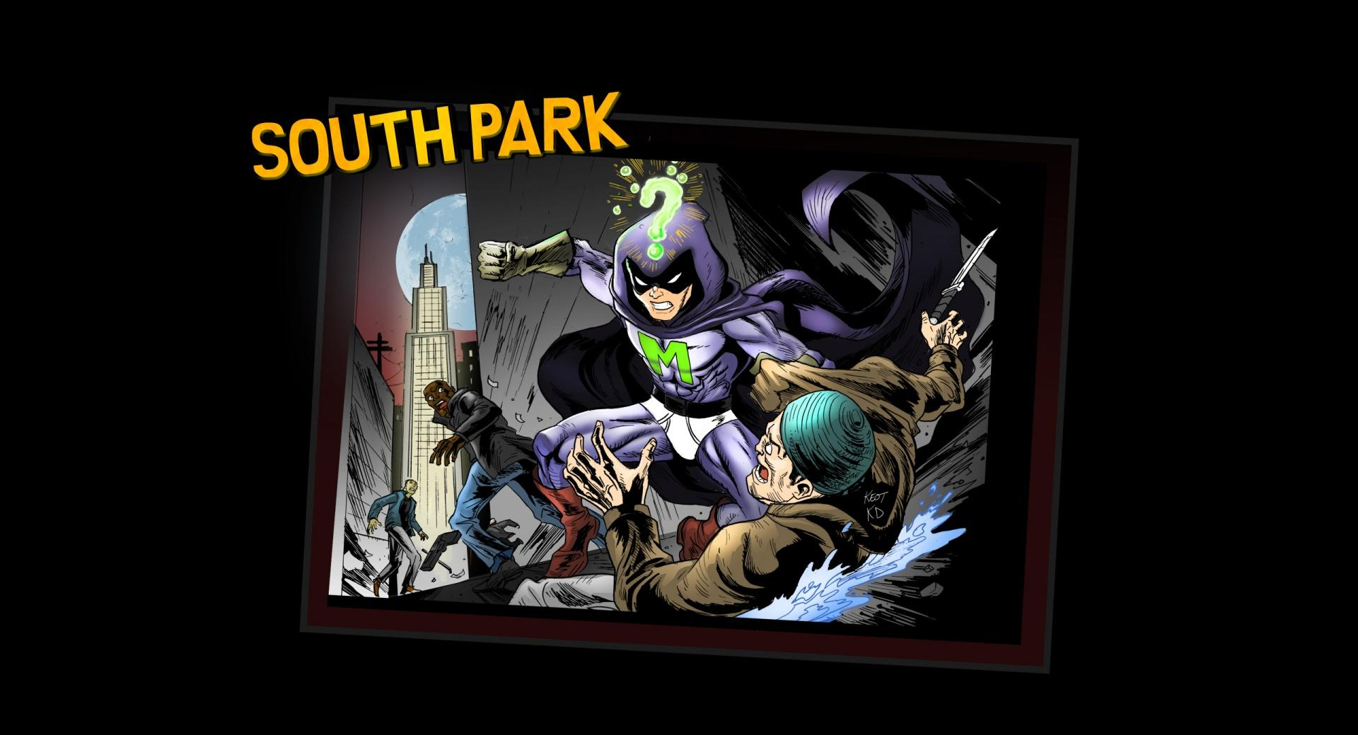 South Park - Mysterion wallpapers HD quality