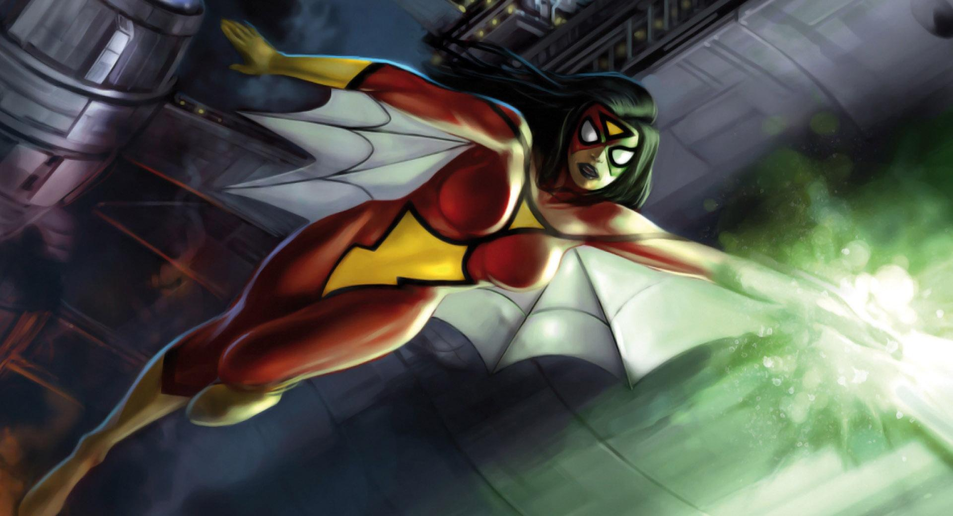 Spider Woman (Marvel Comics) wallpapers HD quality