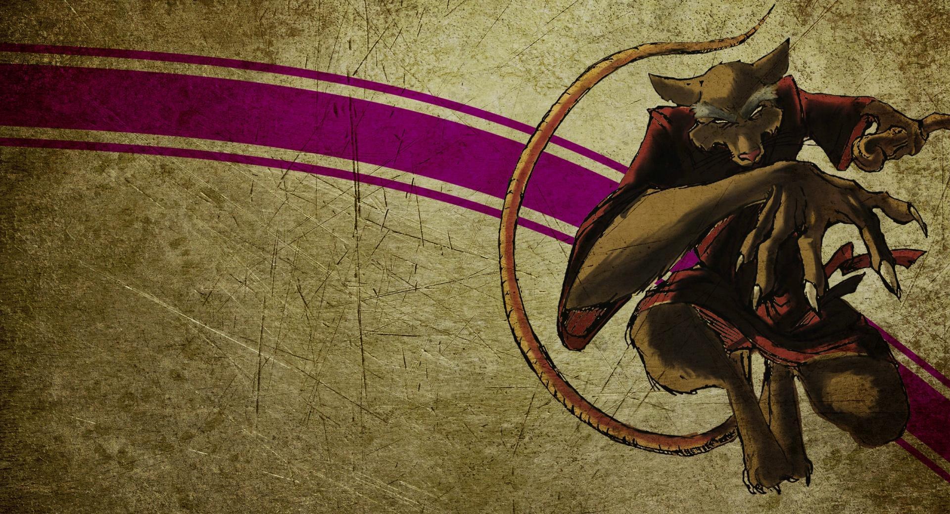 Splinter  Teenage Mutant Ninja Turtles wallpapers HD quality