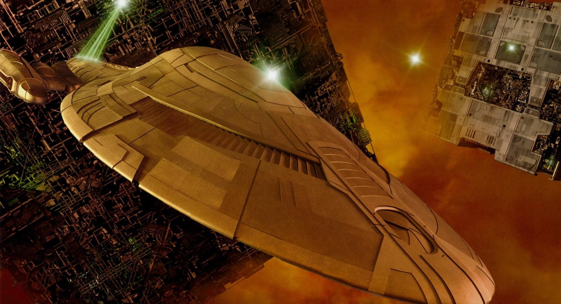 Star Trek The Borg wallpapers HD quality