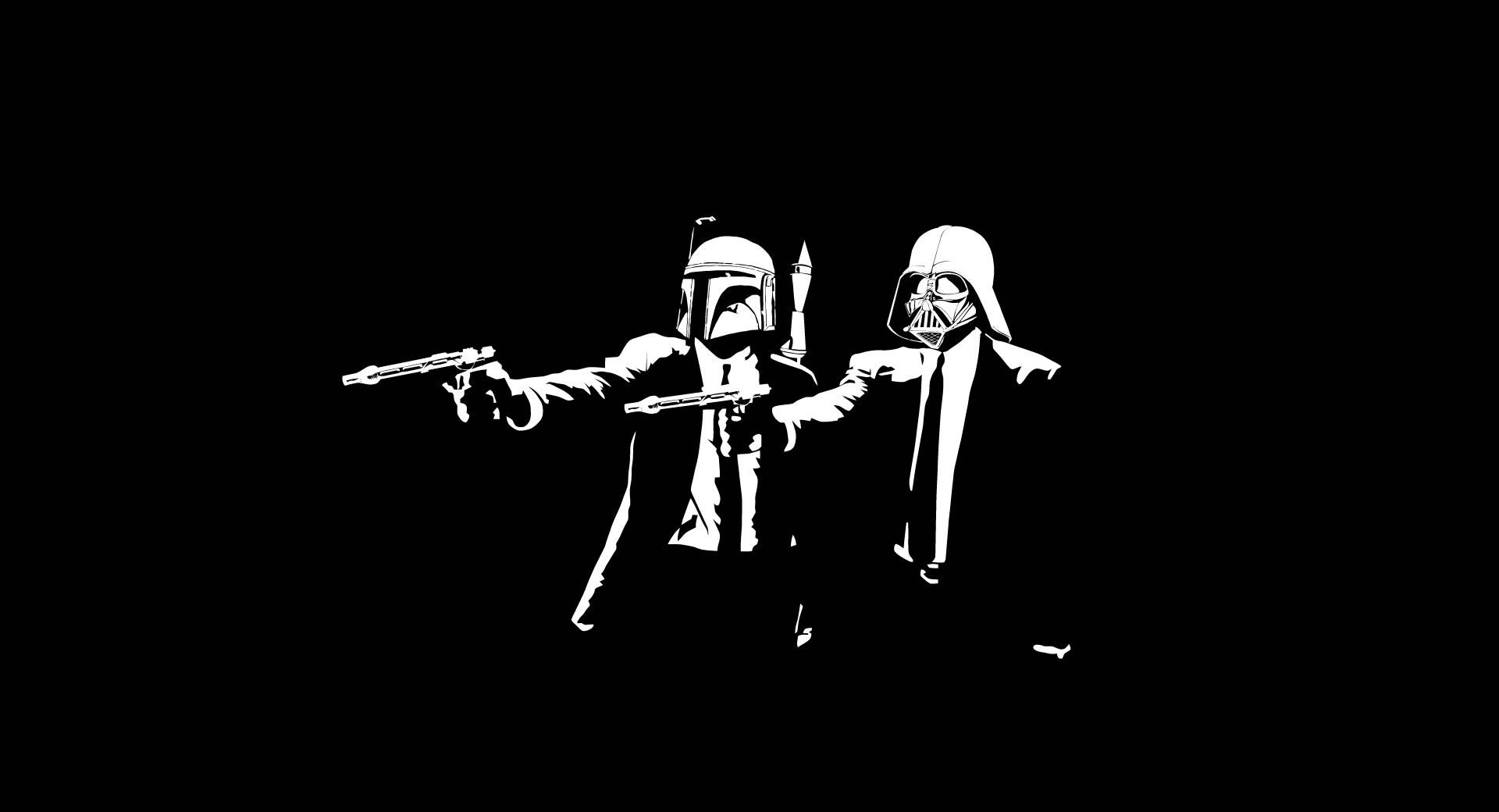 Star Wars Pulp Fiction wallpapers HD quality