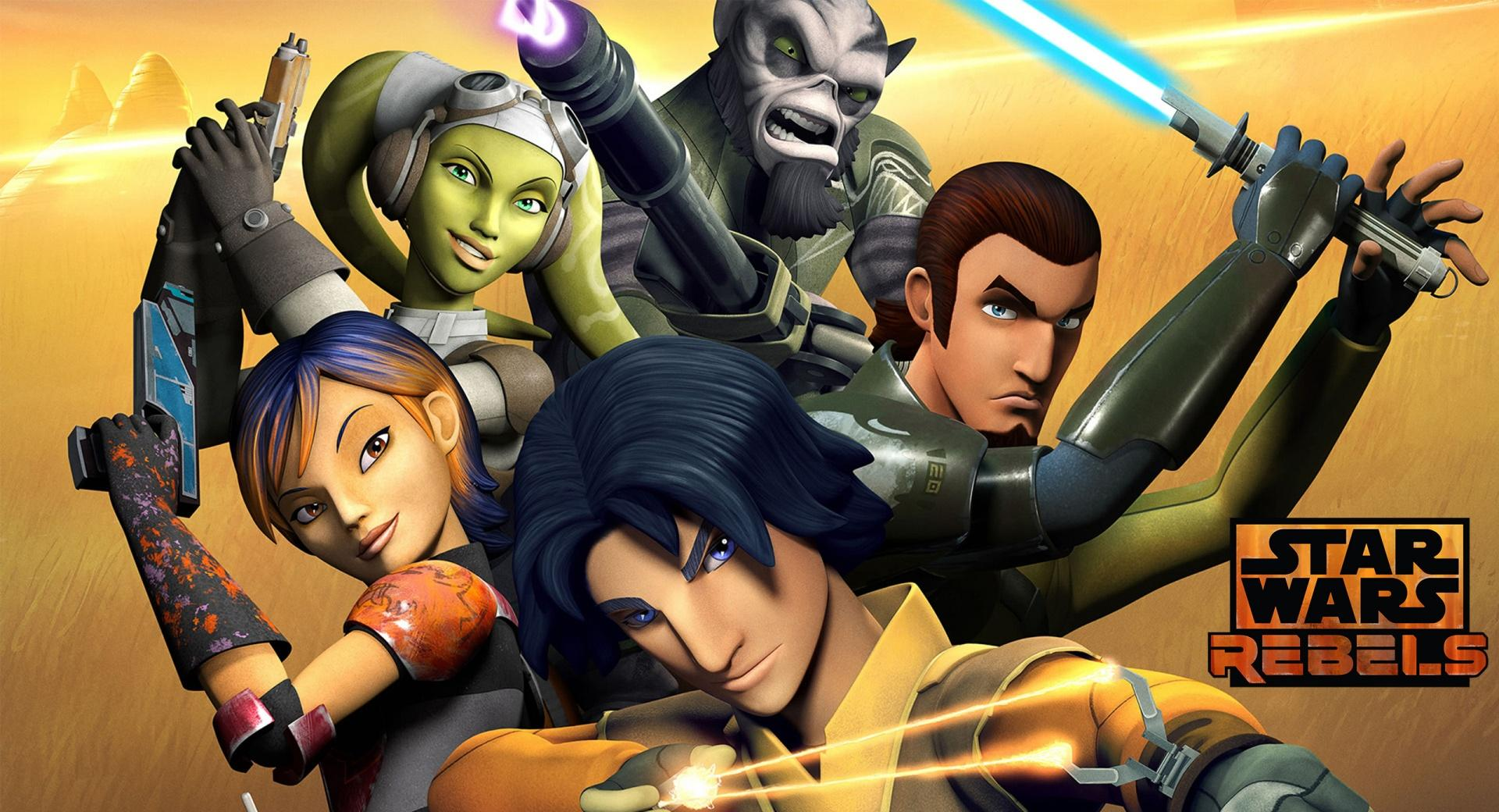 Star Wars Rebels Crew wallpapers HD quality