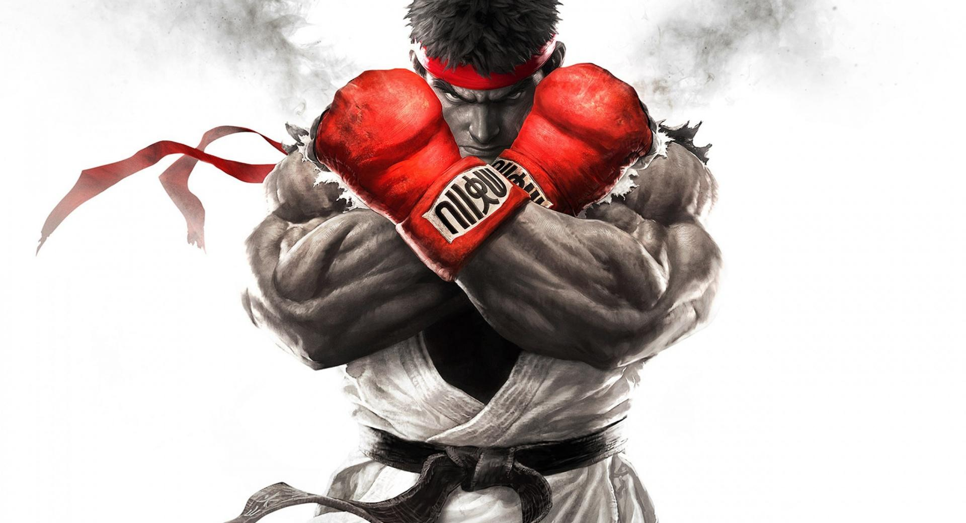 Street Fighter V 2015 wallpapers HD quality