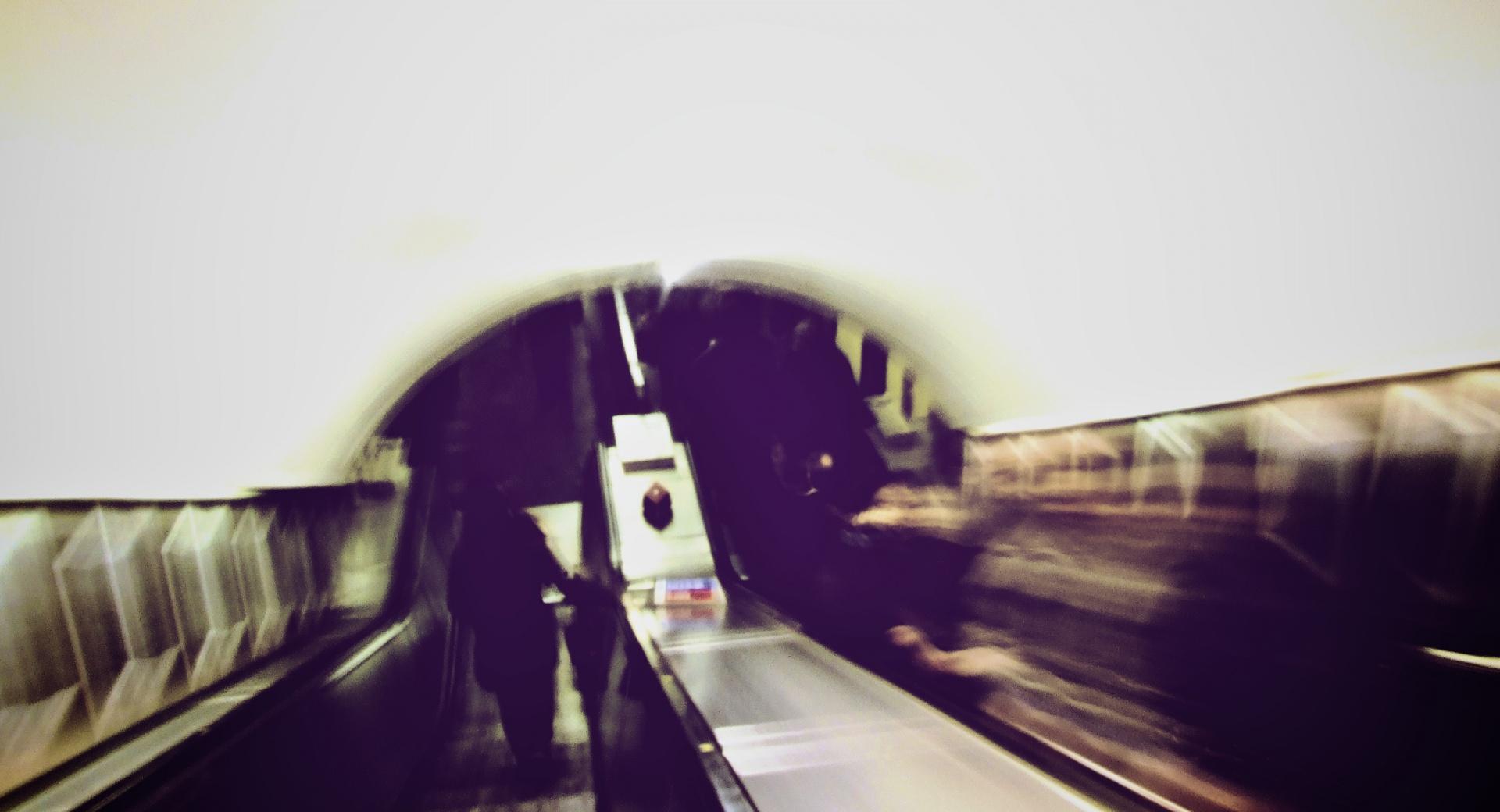 Subway Escalator wallpapers HD quality