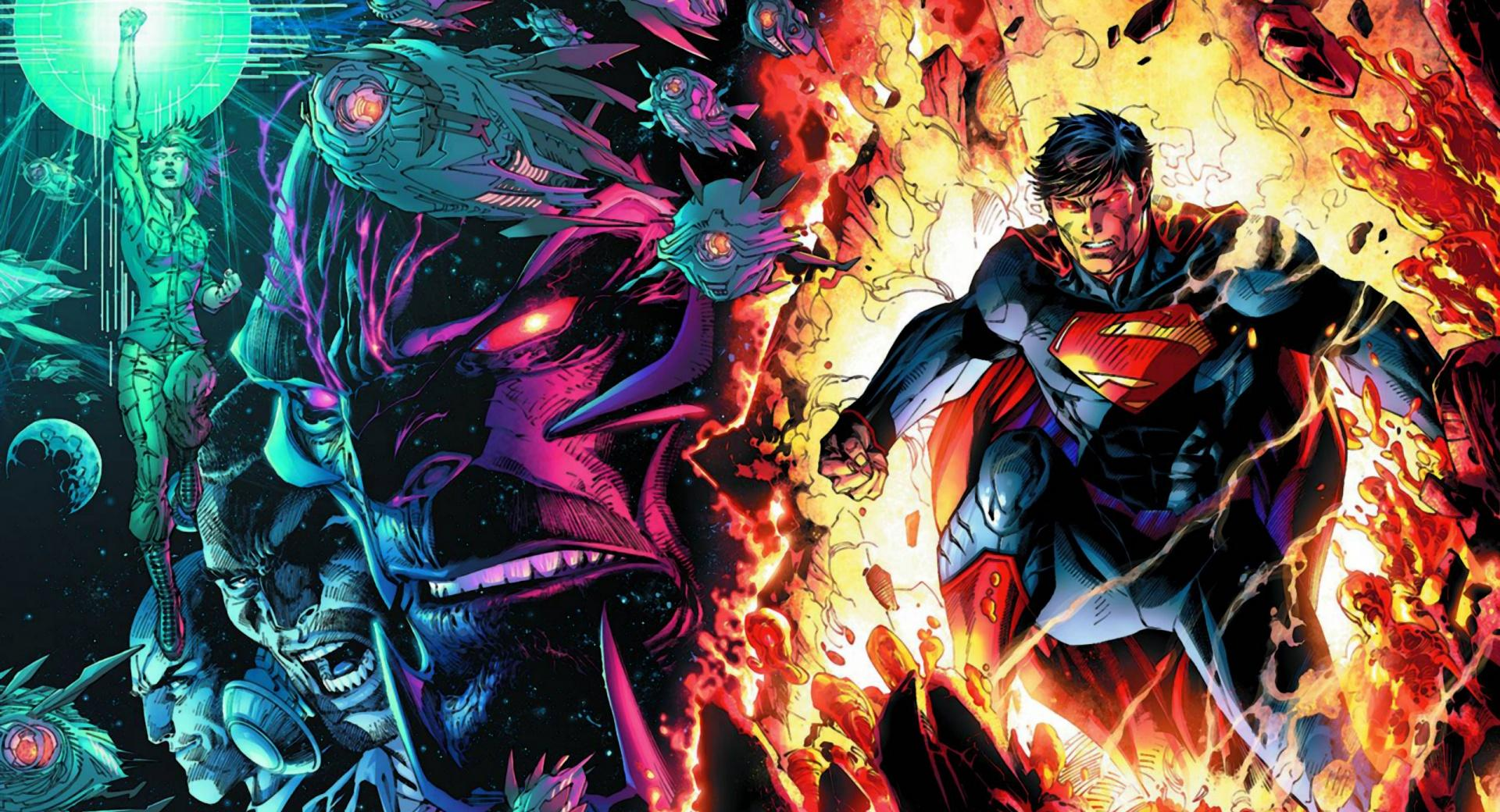 Superman Off The Chain wallpapers HD quality