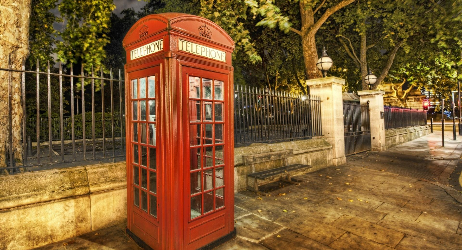 Telephone Box wallpapers HD quality