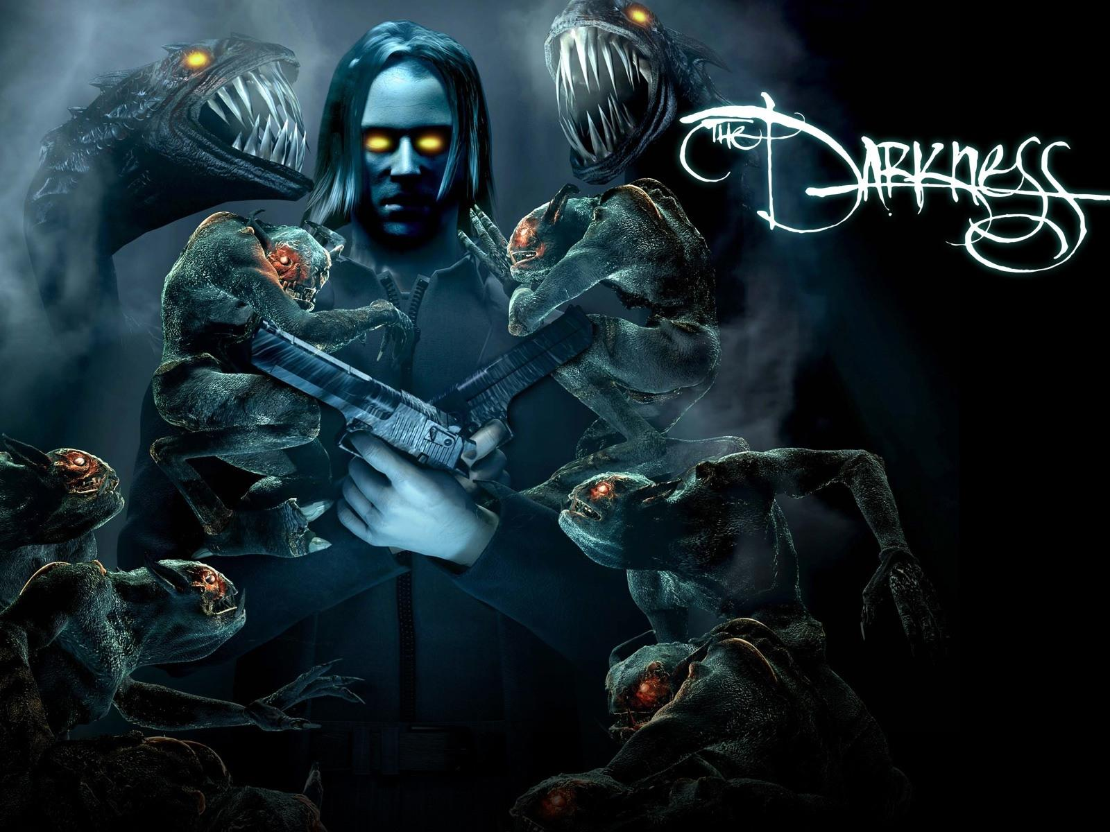 The Darkness at 640 x 960 iPhone 4 size wallpapers HD quality