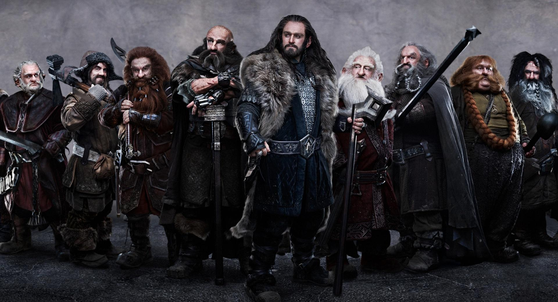 The Hobbit Dwarves wallpapers HD quality