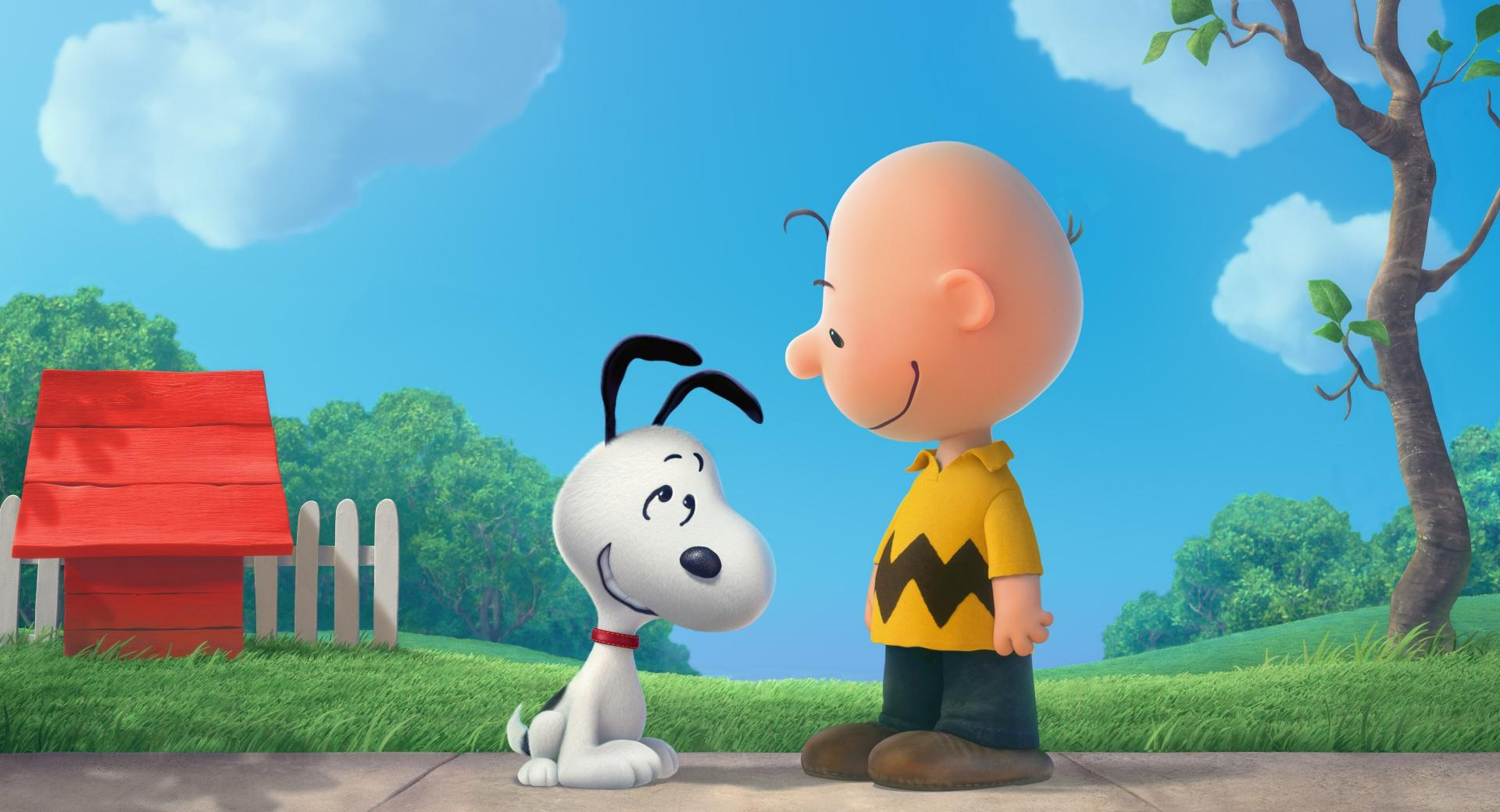 The Peanuts Movie wallpapers HD quality