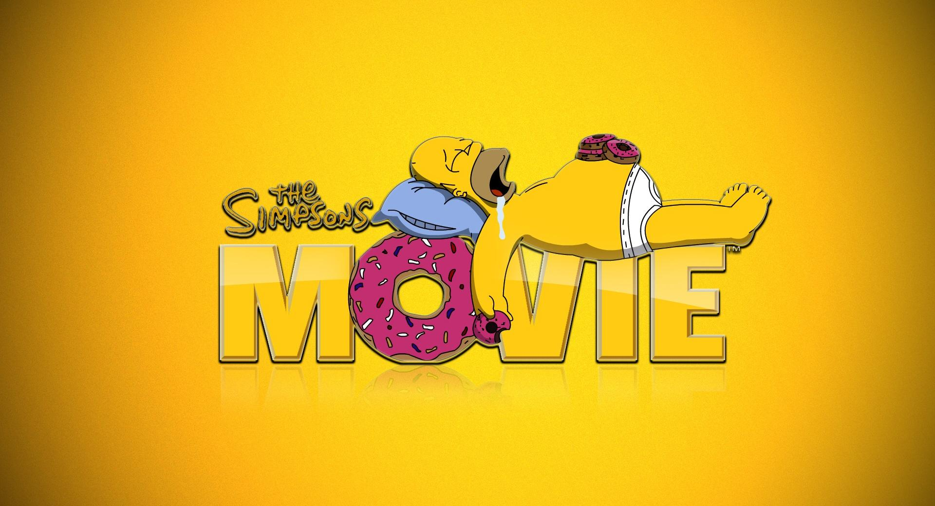 The Simpsons Movie wallpapers HD quality
