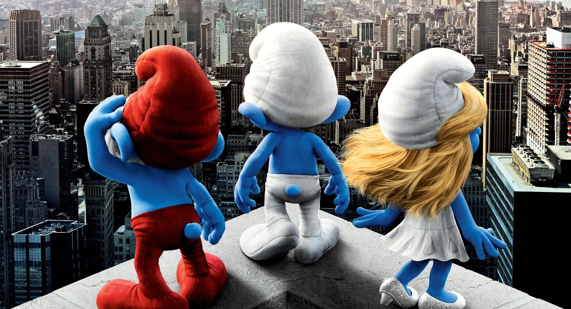 The Smurfs (2011) Movie wallpapers HD quality