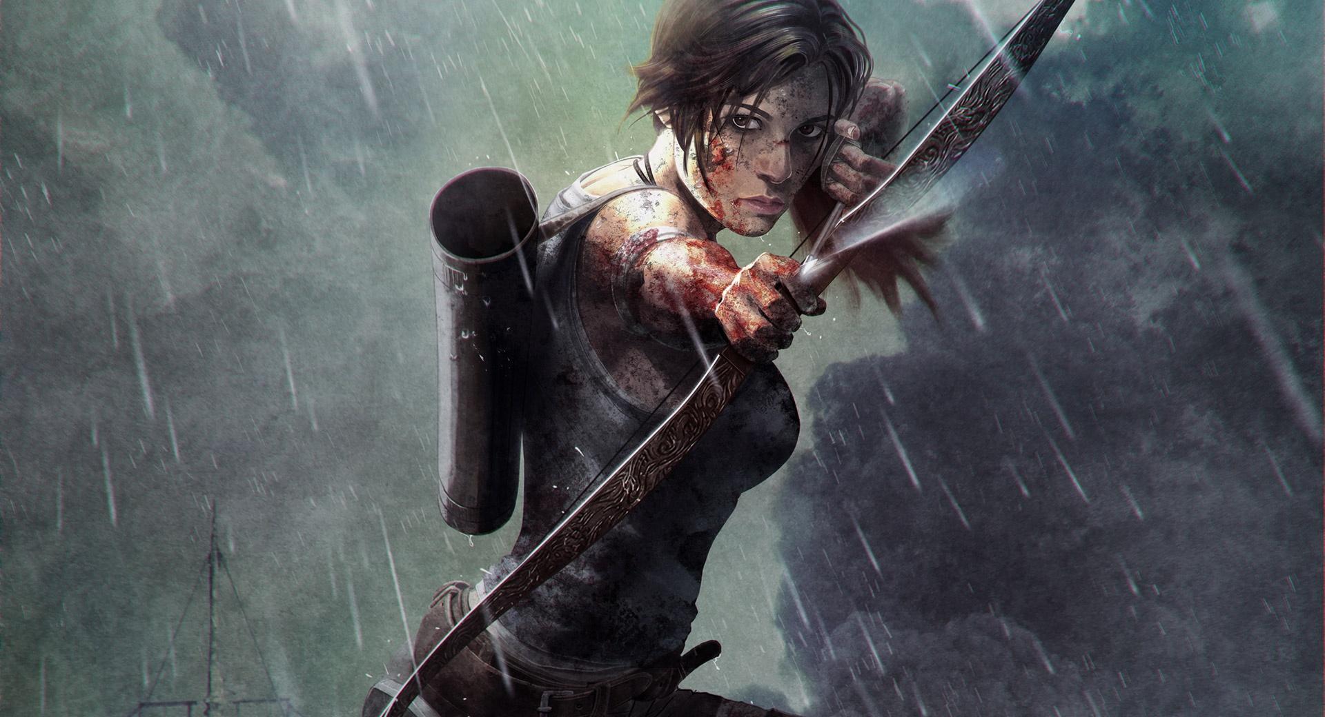 Tomb Raider Fan Art wallpapers HD quality