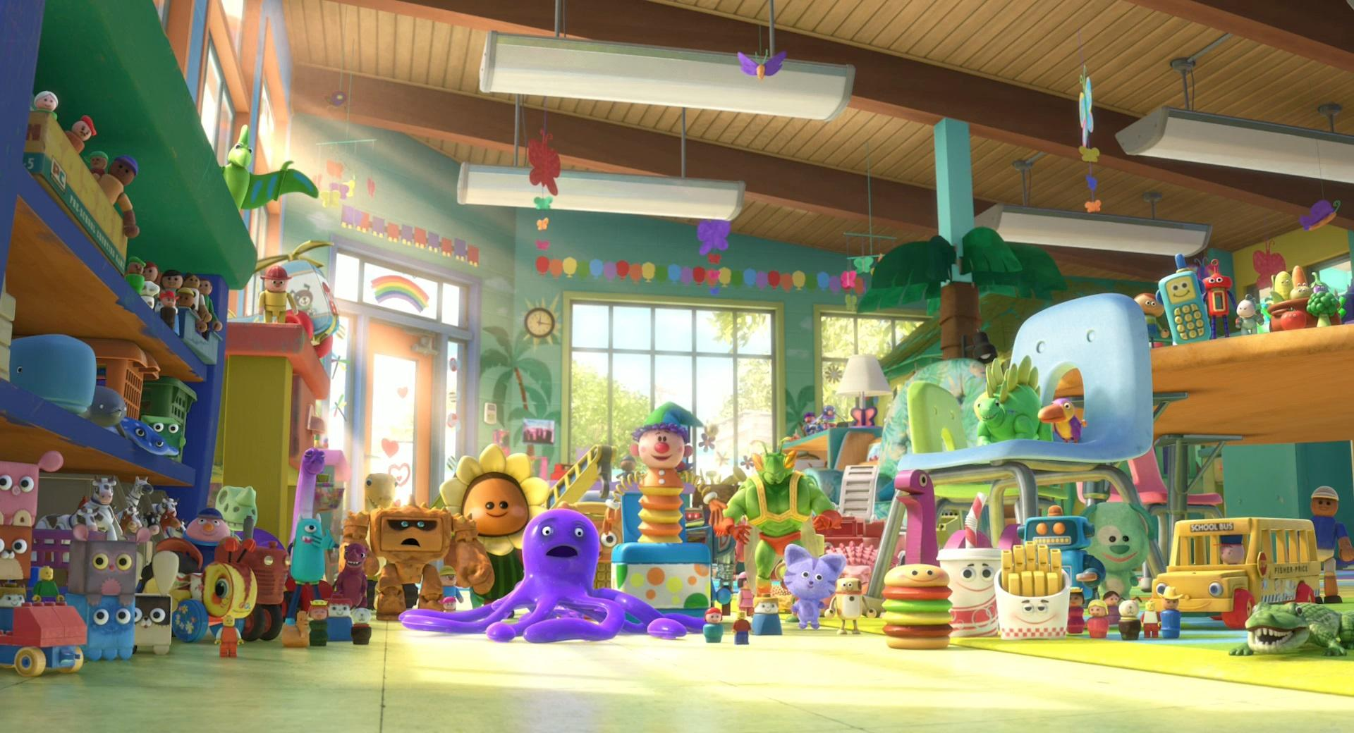Toy Story 3  New Toys wallpapers HD quality