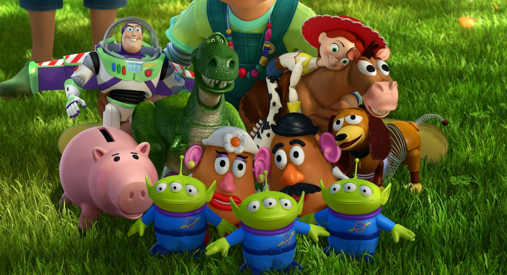 Toy Story 3 Comedy wallpapers HD quality