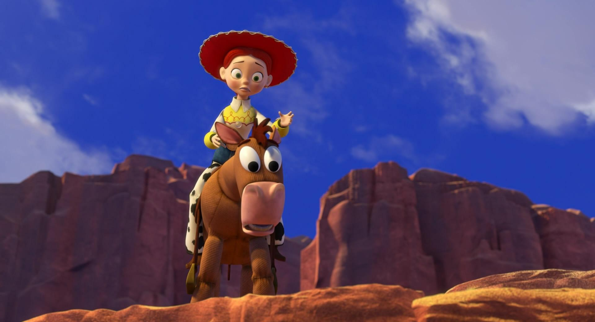 Toy Story 3 Jessie wallpapers HD quality