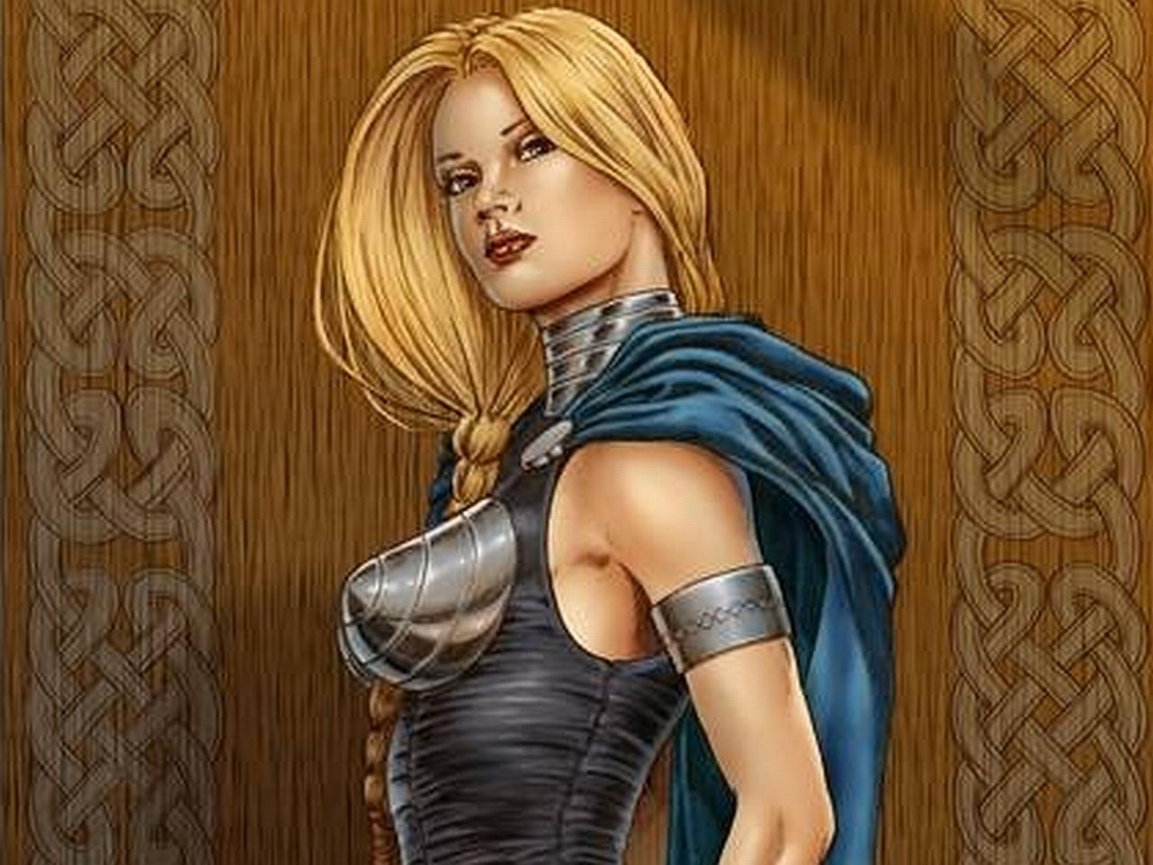 Valkyrie Comics wallpapers HD quality