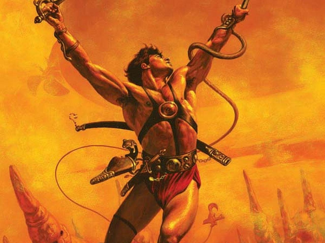 Warlord Of Mars wallpapers HD quality