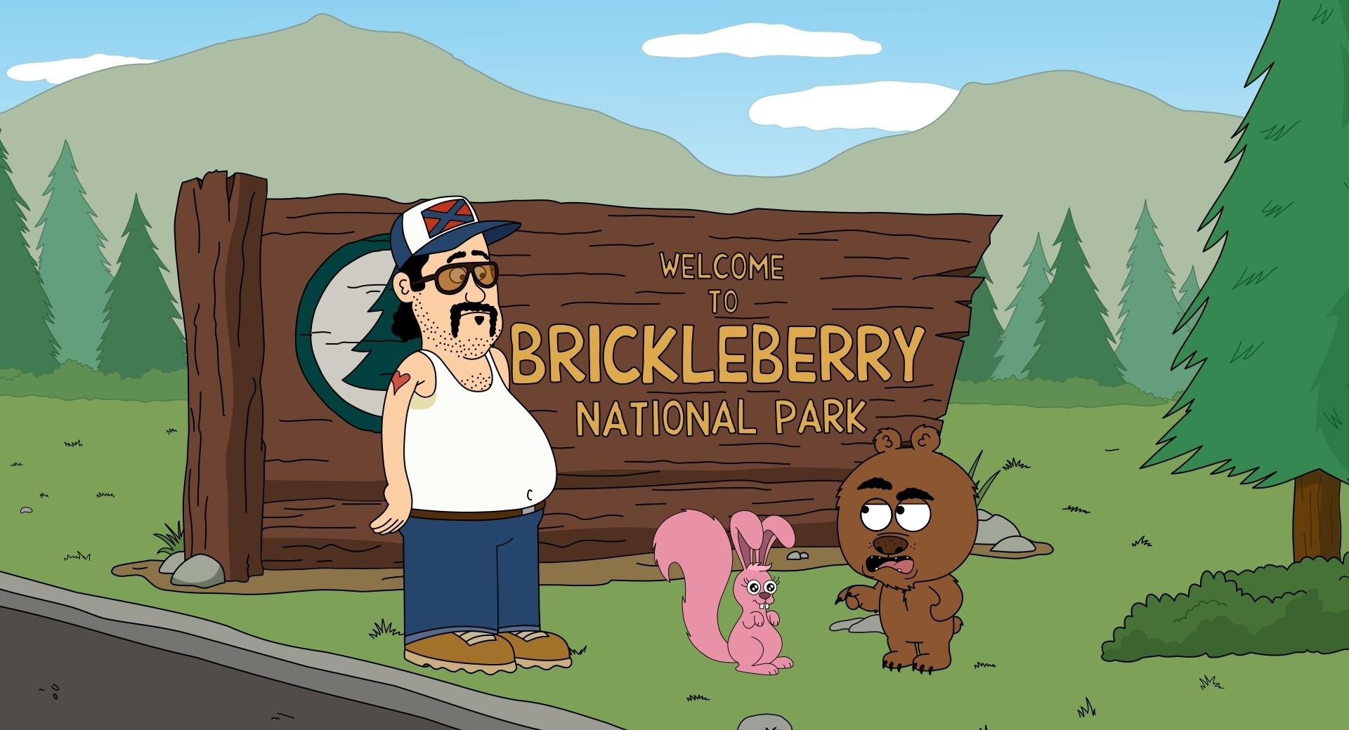 Welcome to Brickleberry wallpapers HD quality