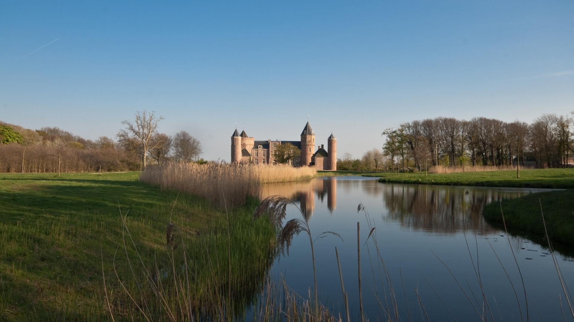 Westhove Castle wallpapers HD quality