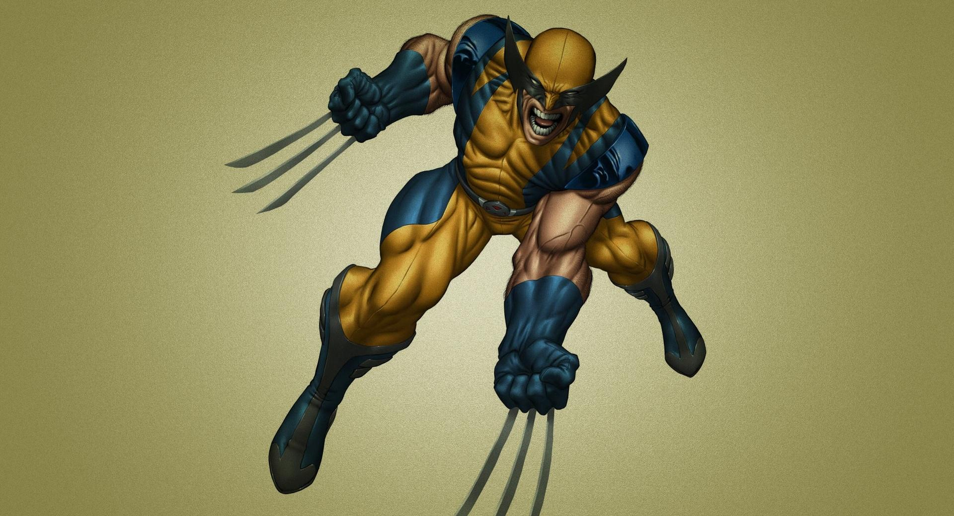 Wolverine Comic at 640 x 1136 iPhone 5 size wallpapers HD quality