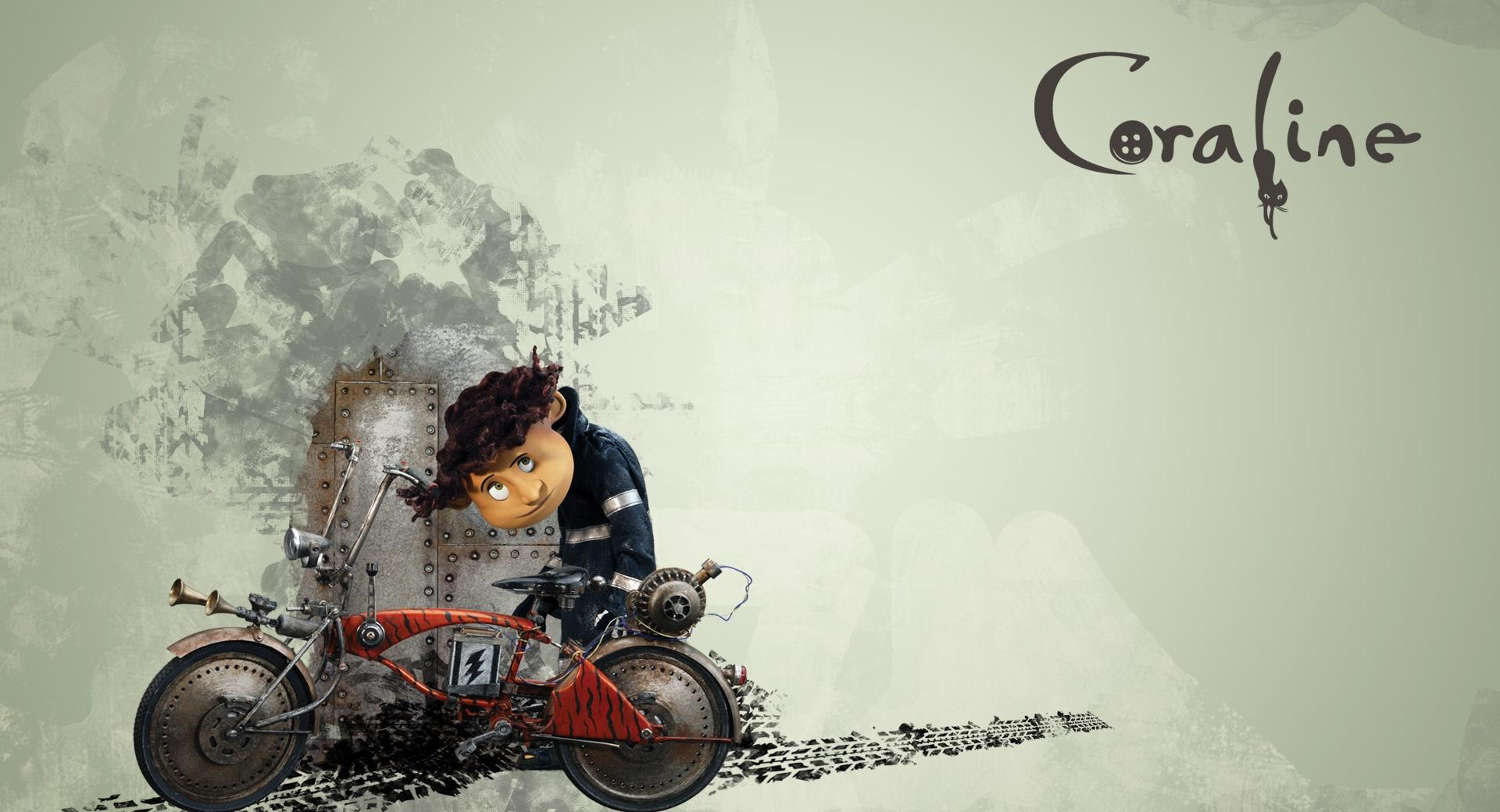 Wybie Lovat Coraline wallpapers HD quality
