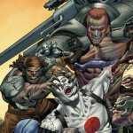 Bloodshot Comics new wallpaper