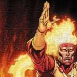 Firestorm Comics wallpapers for iphone