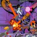 Nextwave Comics wallpaper