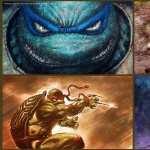 TMNT Comics hd wallpaper