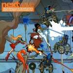 Nextwave Comics high quality wallpapers