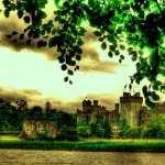 Ashford Castle background
