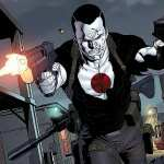 Bloodshot Comics desktop wallpaper