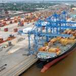 Container Terminal pic