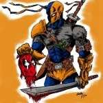 Deathstroke Comics new wallpapers