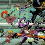 Nextwave Comics download wallpaper